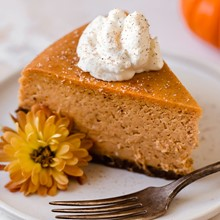 Pumpkin Cheesecake Mix 4246