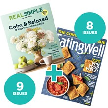 Real Simple & EatingWell NCJD8