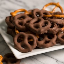 Chocolate Covered Pretzels 4812