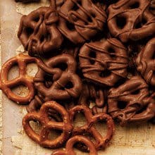 Chocolate Pretzels 4812