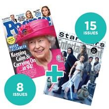 People & Entertainment Weekly NCJB3