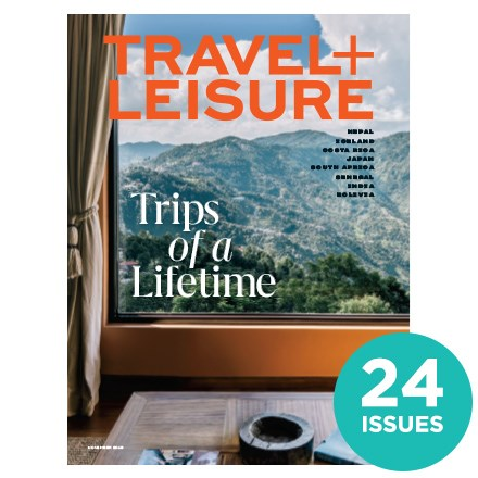 Travel + Leisure NCJ05