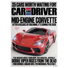 Car & Driver NBYP8