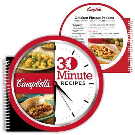 Campbell's® 30 Minute Recipes 2280