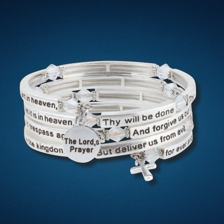 Prayer Wrap Bracelet 5917