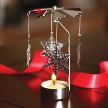 Snowflake Windmill Tea light 3387