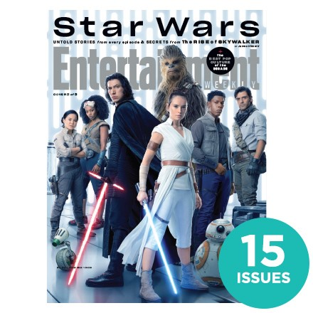 Entertainment Weekly NCF33