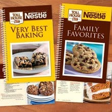 Nestle® Family Favorites & Baking Cookbooks S/2 1951