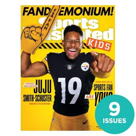 Sports Illustrated Kids NCAE1
