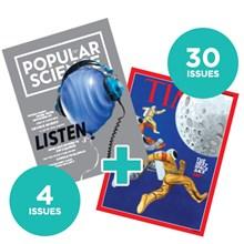 Popular Science & Time NCJC1