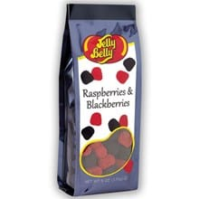 Jelly Belly® Raspberries & Blackberries 6718