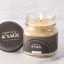 Cypress & Sage Jar Candle 5204