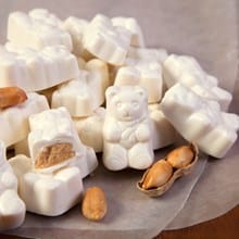 White Chocolate Peanut Butter Polar Bears 5112