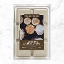 Mahogany & Sandalwood XL Wax Melt 5458
