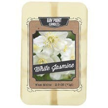 White Jasmine Fragrance Bars S/2 5560