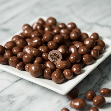Chocolate Covered Raisins 4947