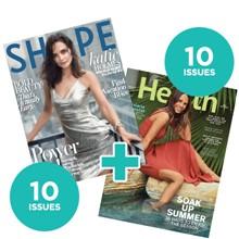 Shape & Health NCJE6