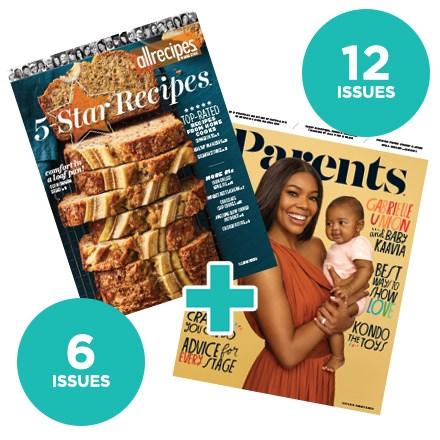 Allrecipes & Parents NCJ70