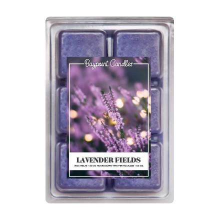 Lavender Fields XL Wax Melt 5600