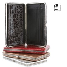 Assorted Metal Frame Wallets S/3 2310