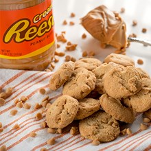 Reese's Peanut Butter Mini Pre-Baked Cookies 4423