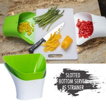 Chop Scoop Rinse Containers S/2 2680