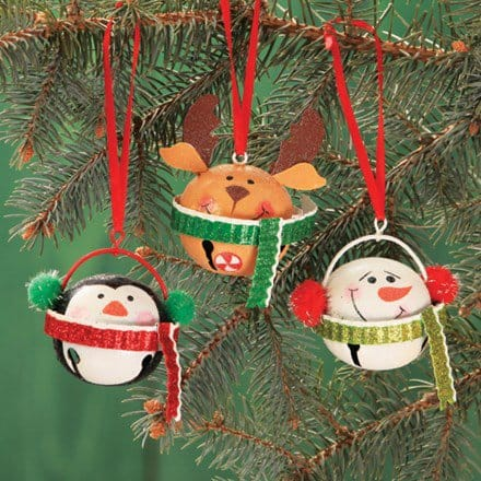 Hand-Crafted & Painted Ornaments 3804