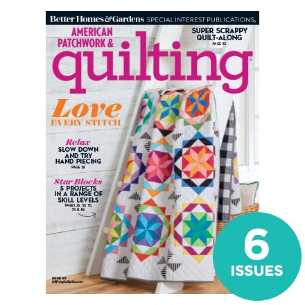 American Patchwork & Quilting NCFM7