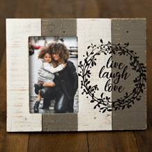 Live, Laugh, Love Picture Frame 2567
