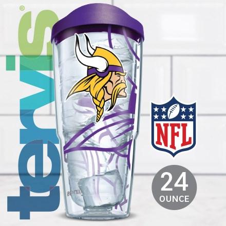 Minnesota Vikings Tervis® Tumbler 6033