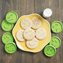 Emotion Cookie Cutters S/7 3862