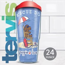 Puppie Love Rescue Dog Tervis® Tumbler 5700