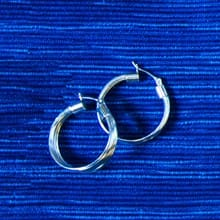Strand Hoop Earrings 2633